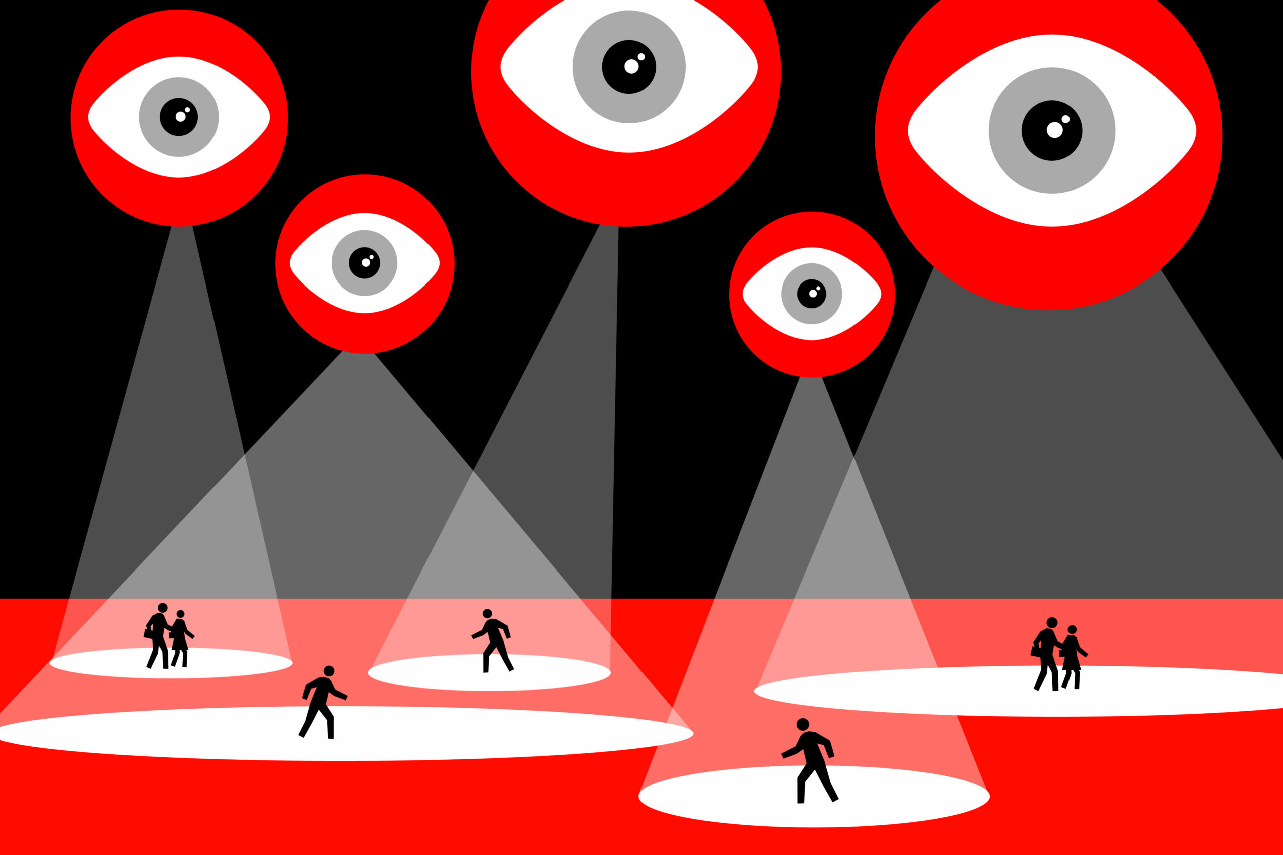 2084 vs 1984: The Difference AI Could Make to Big Brother